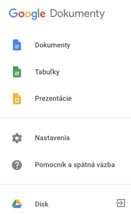 google dokumenty